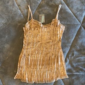 NWT APT 9 Stretch camisole